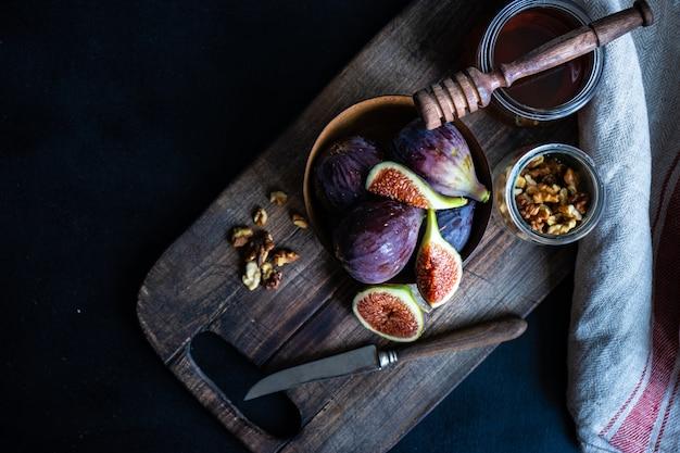 Conceito de alimentos orgânicos