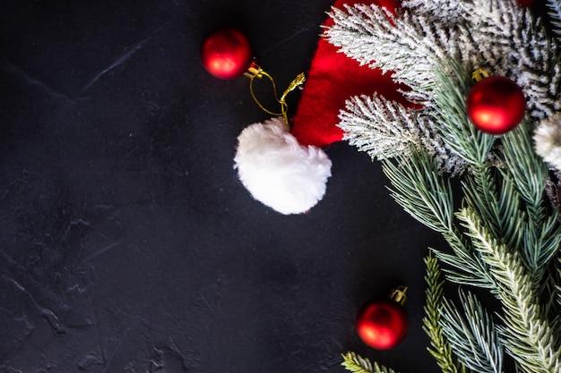 Conceito de cena de natal