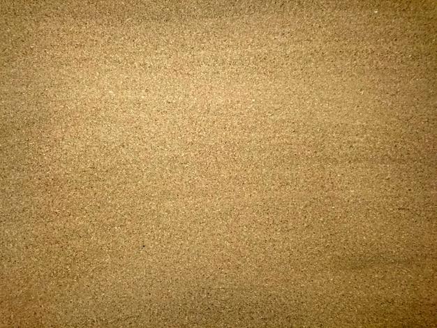 Conceito de closeup de areia dourada de natureza