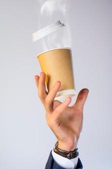 Conceito de coffee break