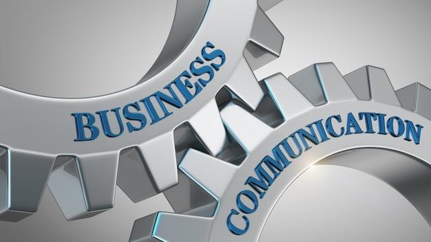 Conceito de comunicação empresarial