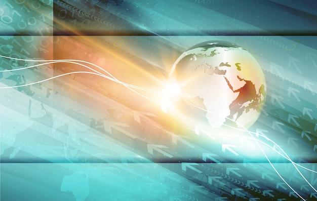 Conceito de conexões globais