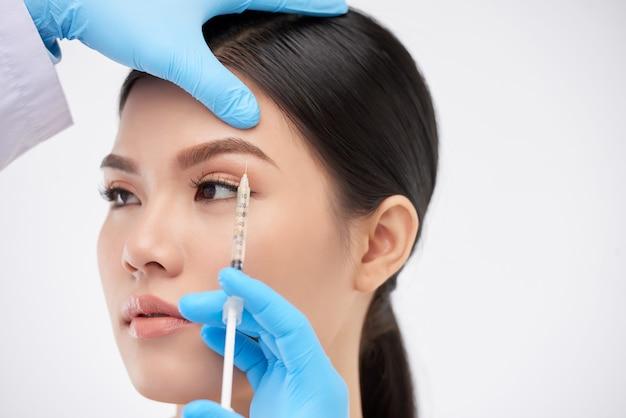 Conceito de cosmetologia estética