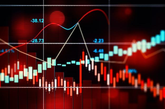 Conceito de crise econômica. espalhado pelo mundo, a economia está em baixa. ilustração 3d