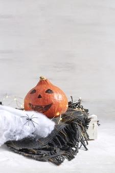 Conceito de decoração de halloween