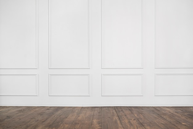 Conceito de design de interiores domésticos