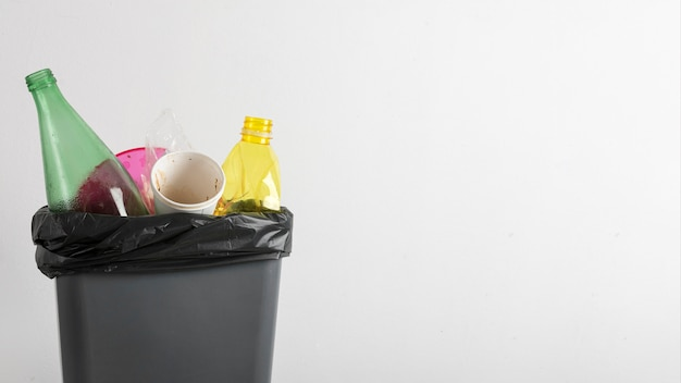 Conceito de desperdício de alimentos