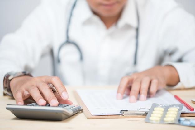 Conceito de despesas médicas