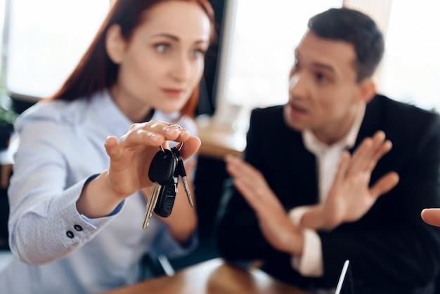Conceito de divisão de propriedade sob divórcio