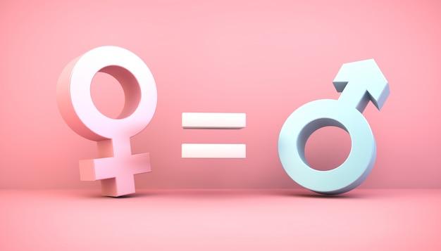 Conceito de equidade de gênero