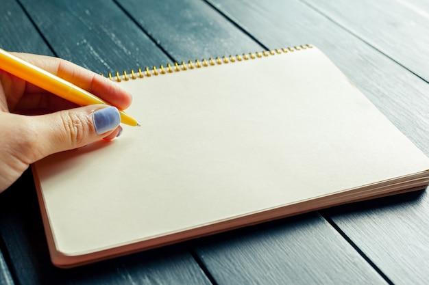 Conceito de escrita