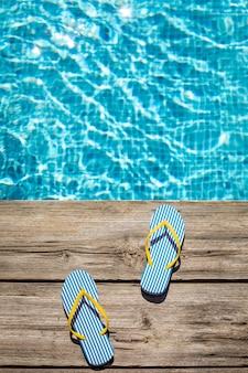 Conceito de férias de verão