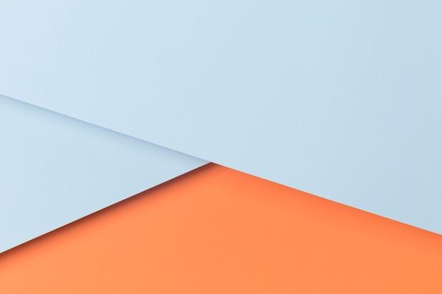 Conceito de formas geométricas de armários