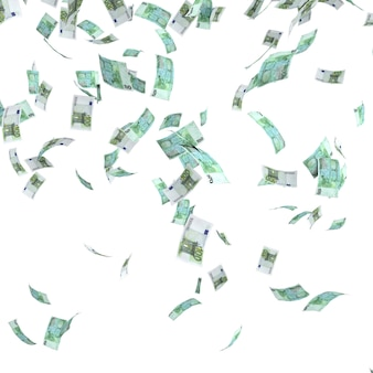 Conceito de ganhar dinheiro