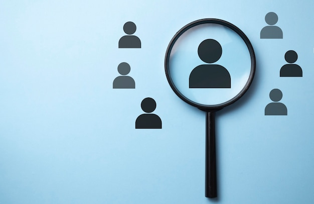 Conceito de gestão e recrutamento de recursos humanos
