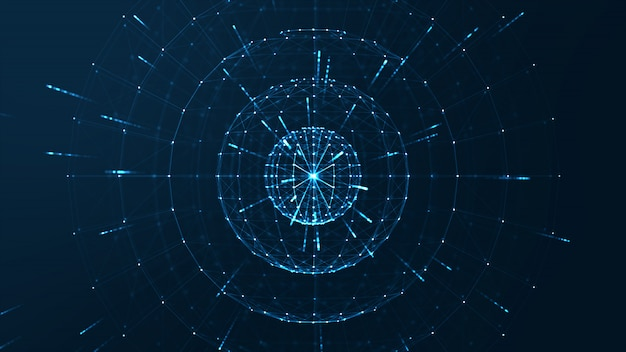 Conceito de grande centro de dados