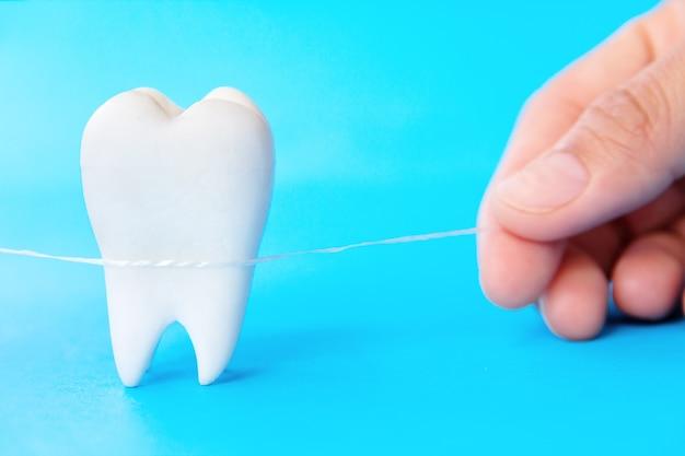 Conceito de higiene dental