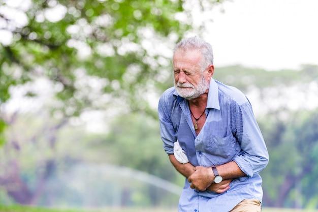 Conceito de idosos de saúde