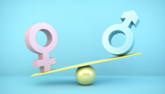 Conceito de lacuna de gênero