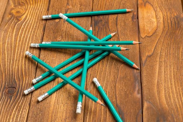 Conceito de lápis de arte