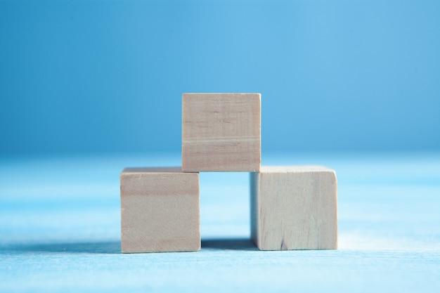 Conceito de negócio de plano de carreira e processo de crescimento de sucesso