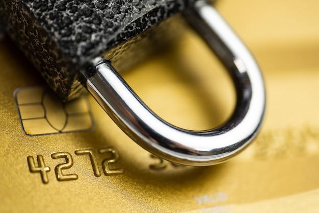 Conceito de pagamento de segurança
