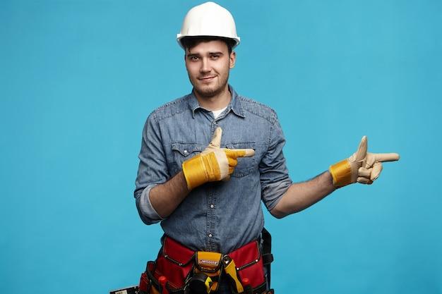 Conceito de pessoas, estilo de vida, trabalho manual, serviço de manutenção e ocupação.