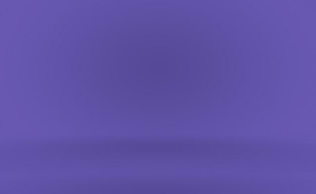 Conceito de plano de fundo do estúdio - abstrato vazio luz gradiente roxo estúdio quarto fundo para o produto. plano de fundo liso do estúdio. Foto gratuita