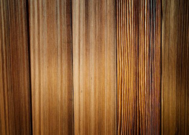 Conceito de plano de fundo texturizado de prancha de madeira