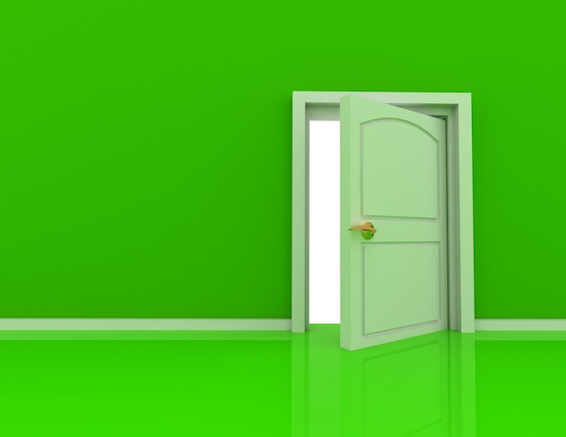 Conceito de porta