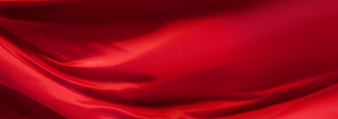 Conceito de seda bonito e elegante