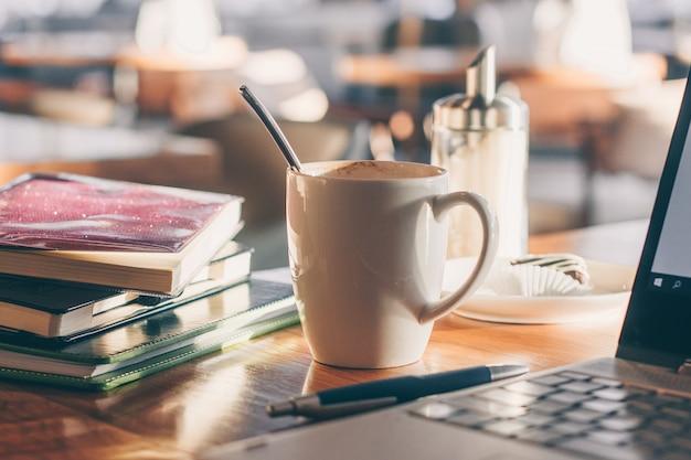 Conceito de trabalho freelance ou remoto
