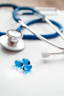 Conceito de tratamento da doença de alzheimer