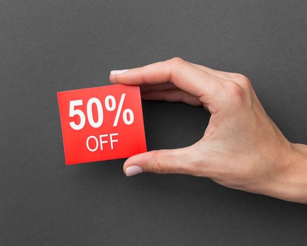 Conceito de venda cibernética de preços