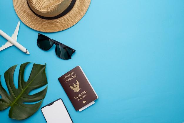 Conceito de viagens em todo o mundo antes da aposentadoria