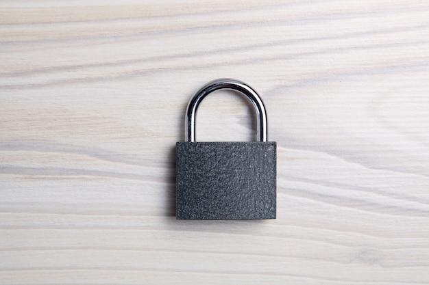 Conceito digital de código de dados de segurança
