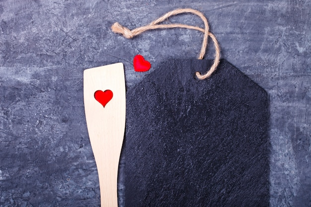 Conceito holiday valentine day.greeting card, presente.