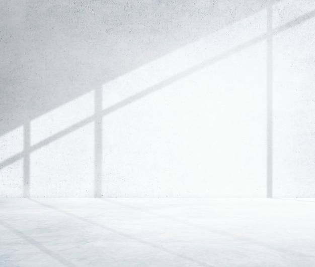 Conceito interno do espaço da arquitetura do interior da sala