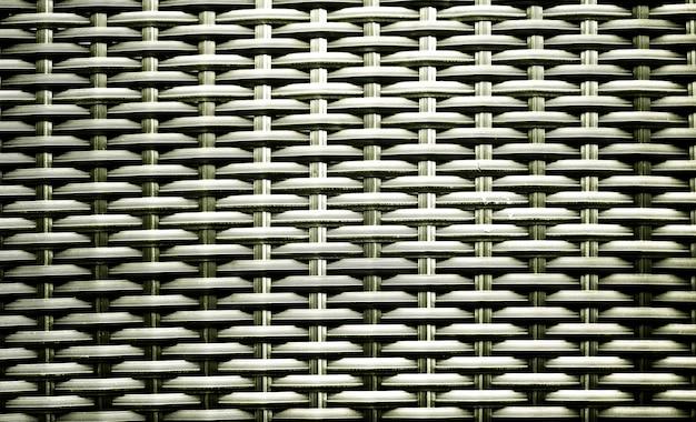 Conceito material da textura do papel de parede do fundo da malha tecida