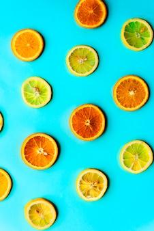 Conceito natural da nutrição da vitamina saudável comer da fruta tropical