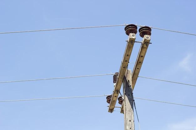 Concreto elétrico.