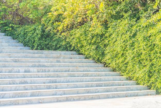 Concreto escadaria
