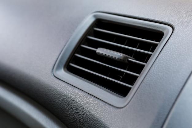 Condicionador de ar no carro, condutor de ar