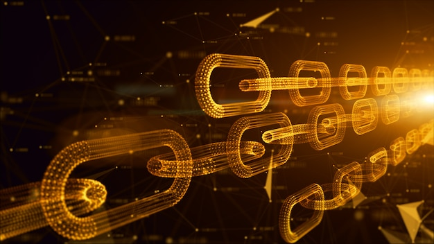 Conexões de links da rede