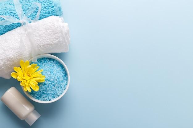 Configuração de spa e bem-estar