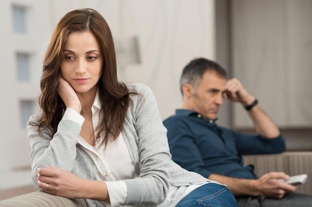 Conflito entre casal