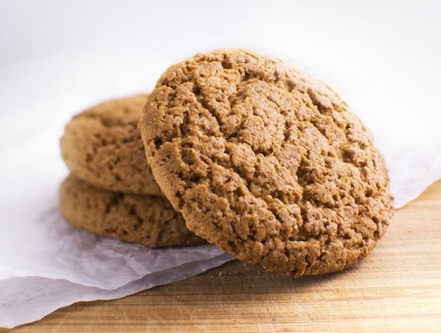 Conjunto de biscoitos doces