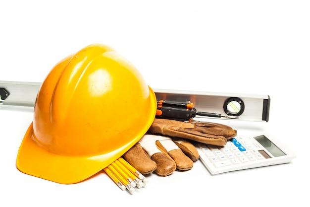 Conjunto de ferramentas do arquiteto