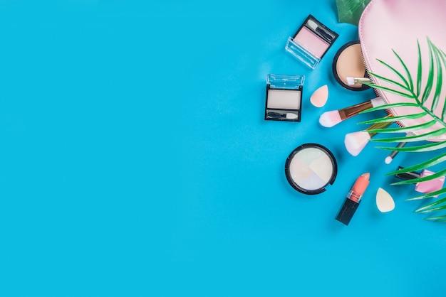 Conjunto de maquiagem profissional de maquiagem