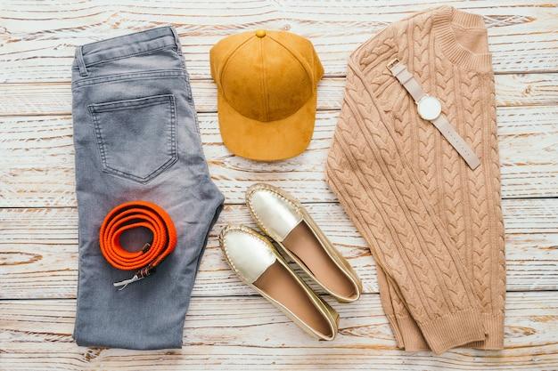 Conjunto de moda